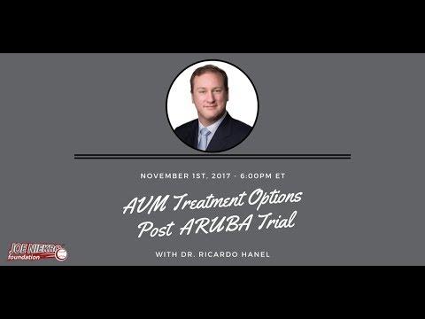 AVM Treatment Options Post ARUBA Trial