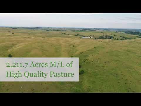 2841 acres m/l Bon Homme County, South Dakota