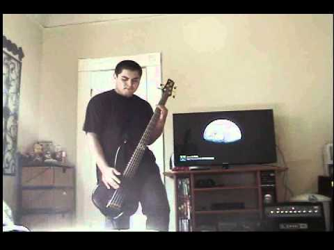Korn (Bass Cover)- Love and Meth