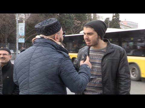 Bakırköy'de Tozu Dumana Katan Pkk Tartışması