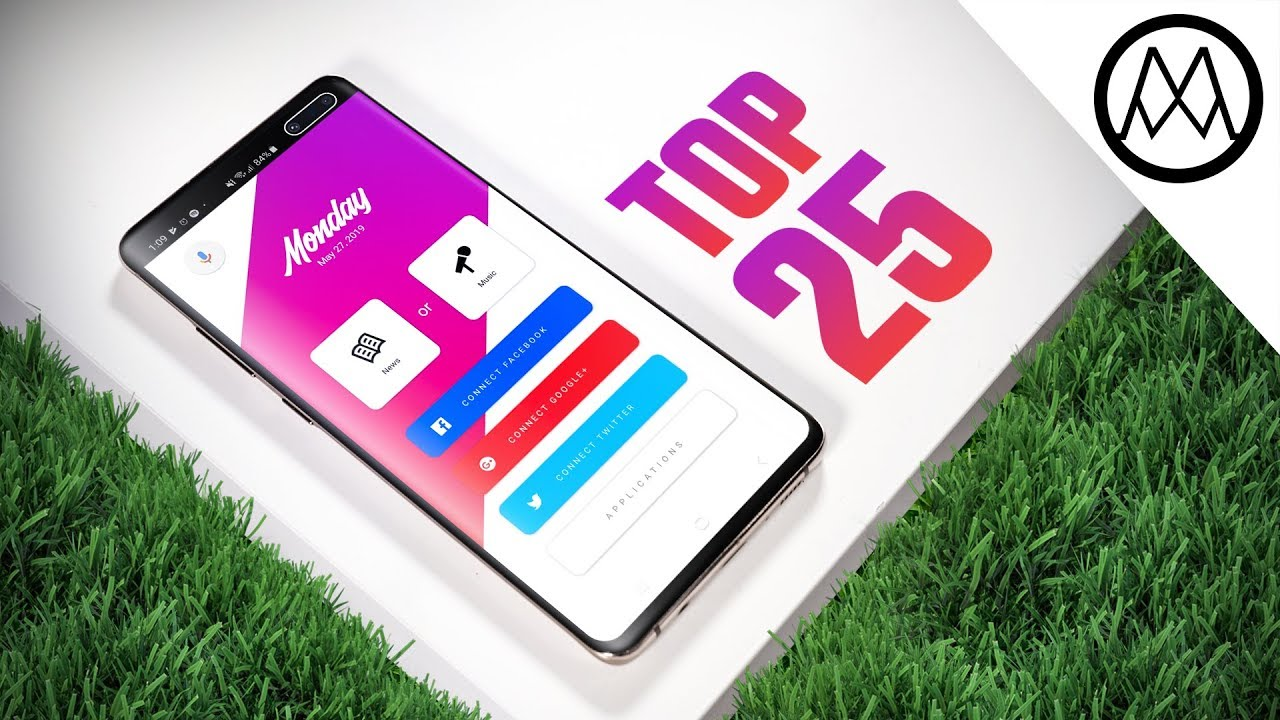 The Best Android Launcher of 2019?