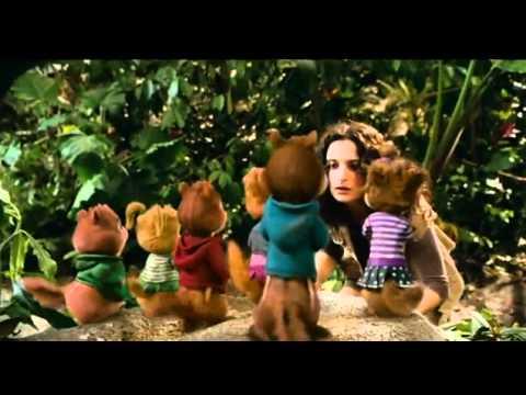 The Chipmunks & Chipettes - Dance Scene - Bad Romance