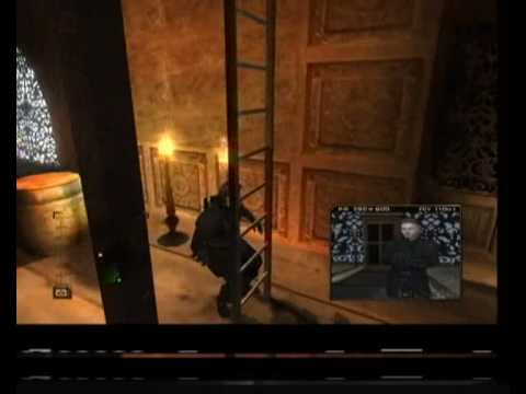 Batman Begins (Game): Himalaya Kloster (Level 2) (Part 1 of 2)