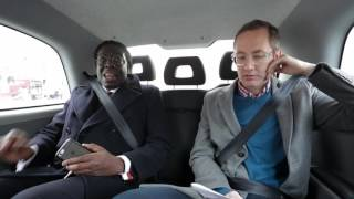 The Black Cab Interviews Lord Victor Adebowale