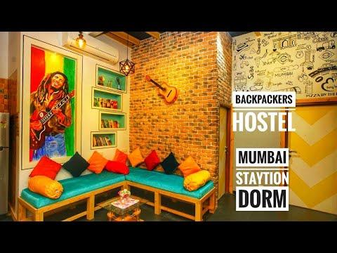 Mumbai Staytion Dorm Backpacker Hostel Marol Andheri