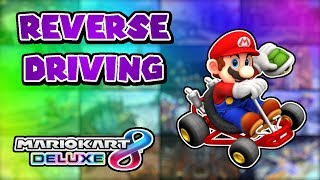 Which tracks can be driven BACKWARDS? (Mario Kart 8 Deluxe Challenge)
