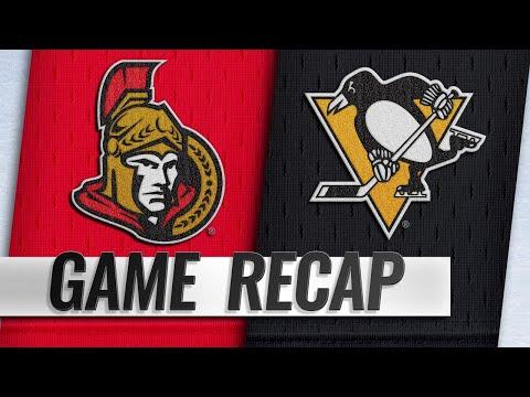Rust, Guentzel score twice each in Penguins' 5-3 win