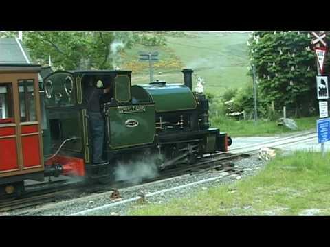 Talyllyn Railway - Brynglas - 27-05-2010