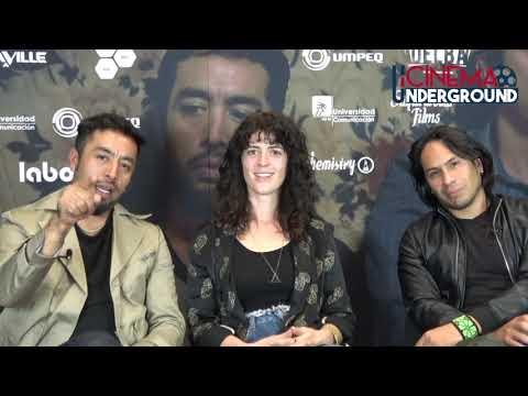 Anaïs Pareto, Horacio García Rojas y Pedro Hernández | SinVivir | Invitación| Cinema Underground