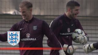 Fraser Forster: 'It's all about the game' | Player Diaries
