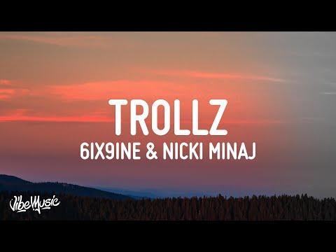 TROLLZ – 6ix9ine & Nicki Minaj (Lyrics)