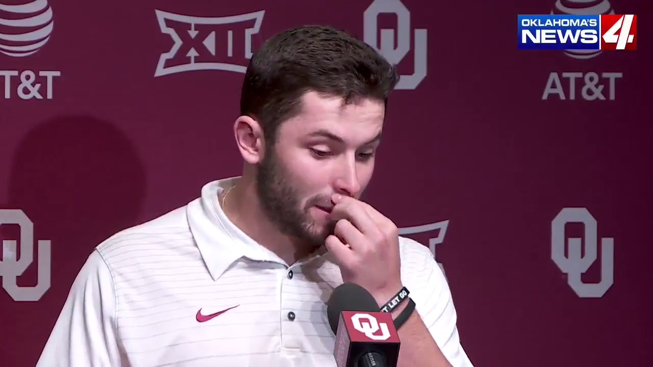 3 Kansas players who snubbed Oklahoma's Baker Mayfield won't be captains