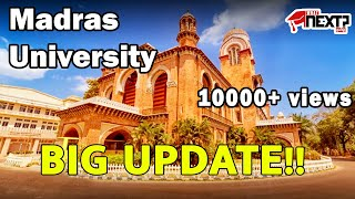 MADRAS UNIVERSITY ADMISSION STARTED 2020 | HOW TO APPLY | APPLICATION PROCESS | WhatNext-Tamil