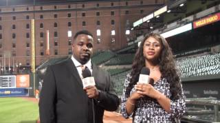Baltimore Orioles vs. New York Yankees 2016
