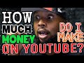 HOW MUCH MONEY CAN YOU MAKE ON YOUTUBE ? | HOW TO MAKE 1000+ DOLLARS  MONTH ON YOUTUBE