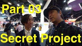 Top Secret Project Part Three