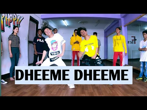 Dheeme Dheeme Dance Cover Video | Tony kakkar ft.. Neha Sharma by Flexible dance school