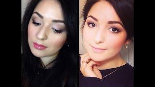 Макияж на каждый день. Повседневный/дневной макияж. Уроки макияжа. Everyday makeup tutorial.