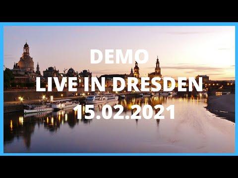 Live - Demo in Dresden
