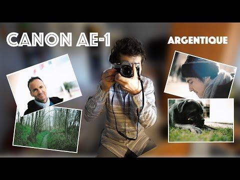 Un super argentique à 30€ , le Canon AE-1 - TutoVidéo #06