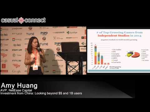 Capital Investment from China | Amy Huang