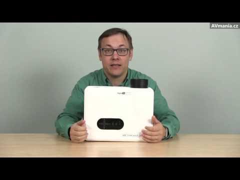 Projektor Excelvan 720p - co dokáže velmi levný projektor