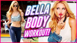 How To Get Abs Like BELLA THORNE! | Work It