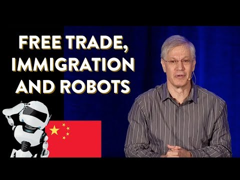 Free Trade, Immigration and Robots, Oh My! (OCON 2017)
