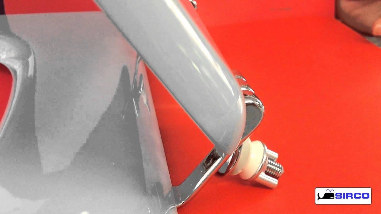 Cerniere cromate per fissaggio sedile conca ideal standard for Ideal standard conca prezzo
