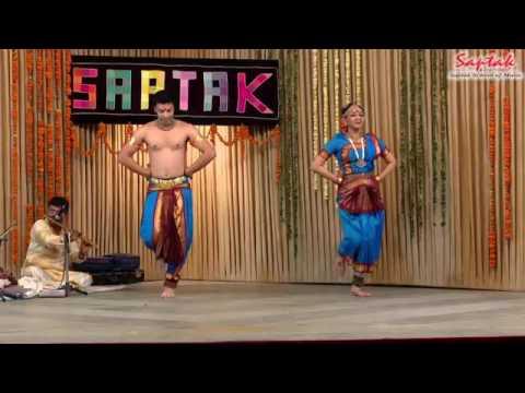 Ms.Mallika Sarabhai & Shri Revanta Sarabhai ( Parampara) (Saptak Annual Festival 2017)