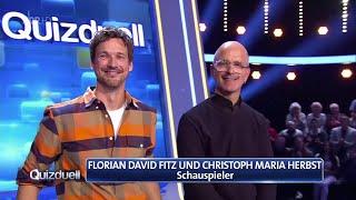 Quizduell-Olymp (99) - Florian David Fitz & Christoph Maria Herbst - Staffel 6 Folge 16 -  17.01.20