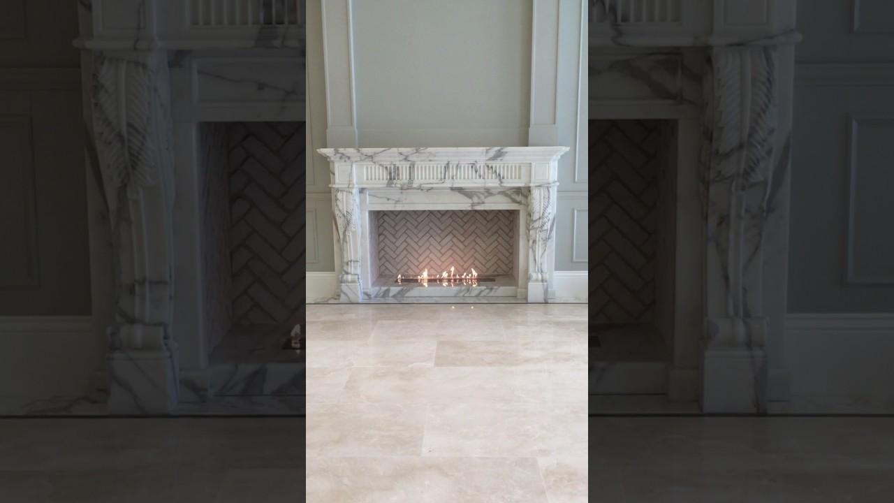 ethanol fireplace dubai number one supplier youtube