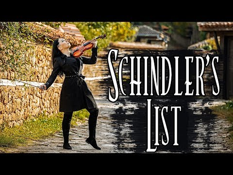 Theme from Schindler's List - Violin Cover Cristina Kiseleff