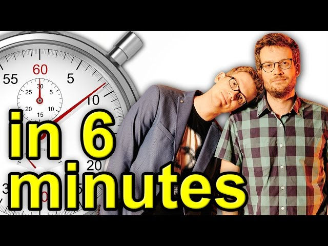 The History Of The Vlogbrothers | A Brief History