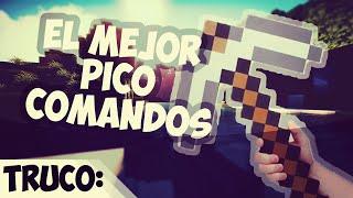 Comandos - El mejor Pico de Minecraft - 1.8