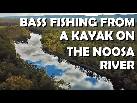 Kayaking, Camping And Fishing On The Noosa River In Queensland, Australia (BASS ACTION)