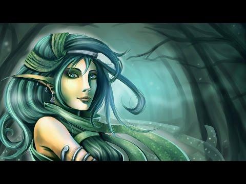 Dark Elven Music - Grey Elves