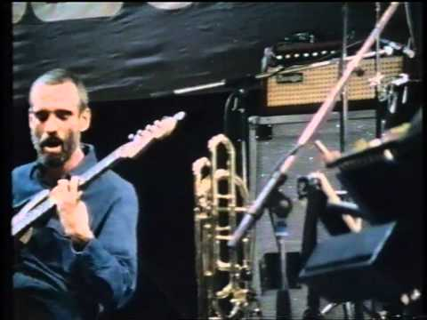 Gary Valente  trombone with Carla Bley Hallelujah the Lord is listening to yah!