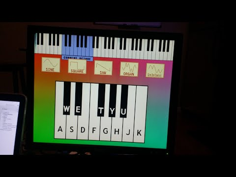 FPGA Audio Synthesizer final project