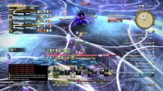 FFXIV ARR: Shiva Extreme - 4 man -