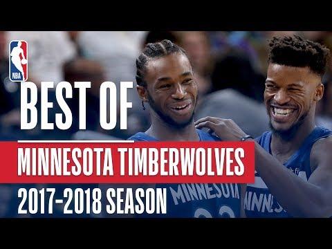 Best of Minnesota Timberwolves | 2017-2018 NBA Season