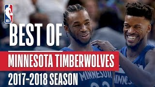 Best of Minnesota Timberwolves | 2017-2018 NBA Season