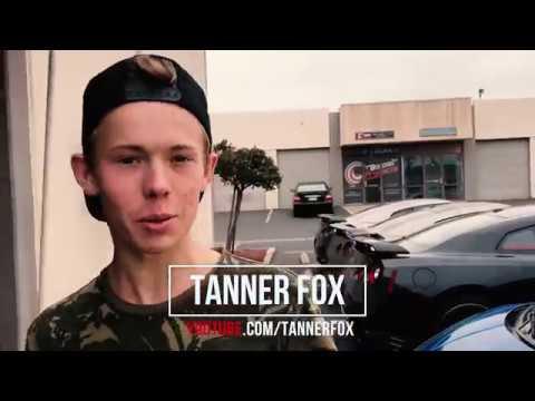 Tanner Fox Brings in GTR for ACG700 package