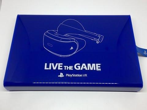 PlayStation VR Press Kit | Live The Game in 4K