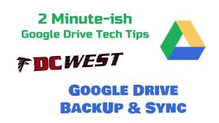 Google Drive Backup & sync