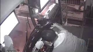 Barney Auto Lines 55435 CCTV Footage
