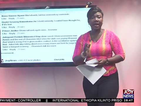 Environmental Pollution - Joy News Interactive (25-11-16)