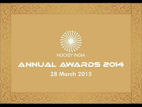 Hockey India Annual Awards 2014