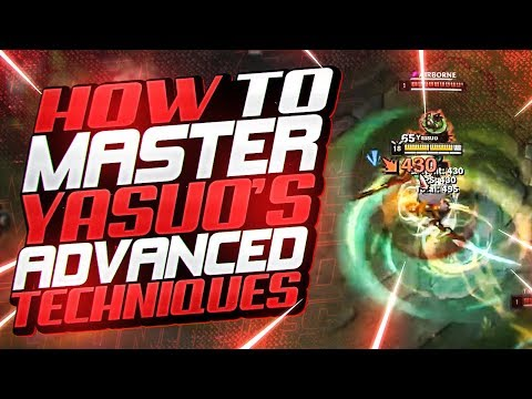 Yassuo | HOW TO MASTER YASUO'S MOST ADVANCED TECHNIQUES! (COACH MOE)