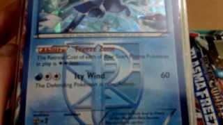 Opening Frost Ray Theme Deck